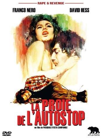 [Test – DVD] La proie de l'autostop – Pasquale Festa Campanile