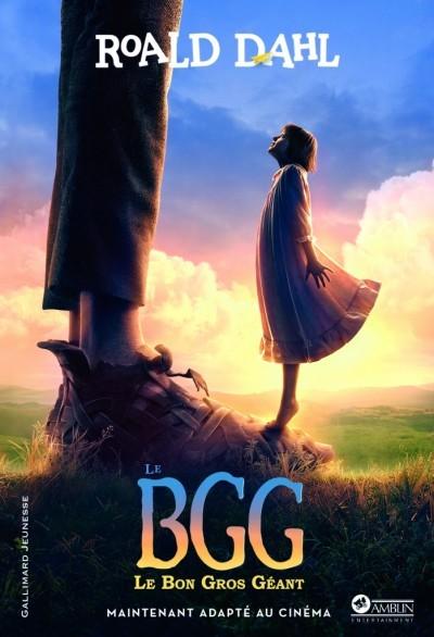 [Critique] Le Bon Gros Géant – Roald Dahl