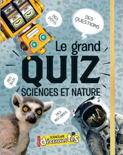 image le grand quiz sciences et nature