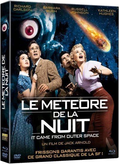 image blu ray le meteore de la nuit