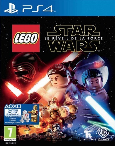 [Test – Playstation 4] Lego Star Wars : La Réveil de la Force