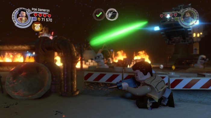 image playstation 4 lego star wars le reveil de la force