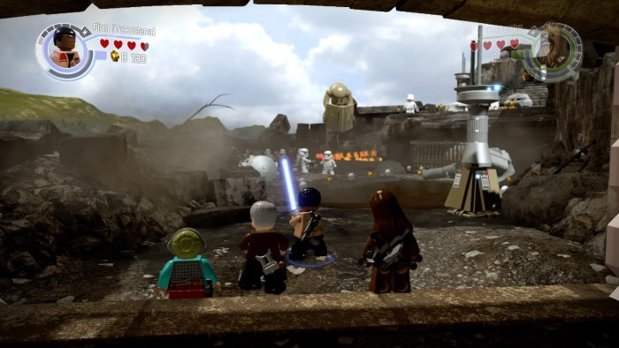 image lego star wars le reveil de la force