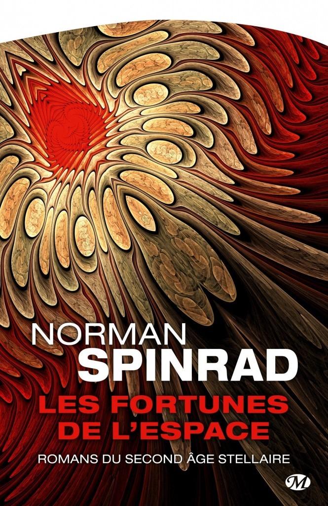 image couverture les fortunes de l'espace norman spinrad milady