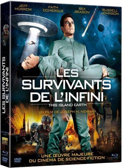 [Test – Blu-Ray] Les Survivants de l'Infini – Joseph M. Newman