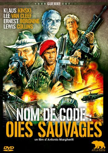 [Test – DVD] Nom de code : oies sauvages – Antonio Margheriti