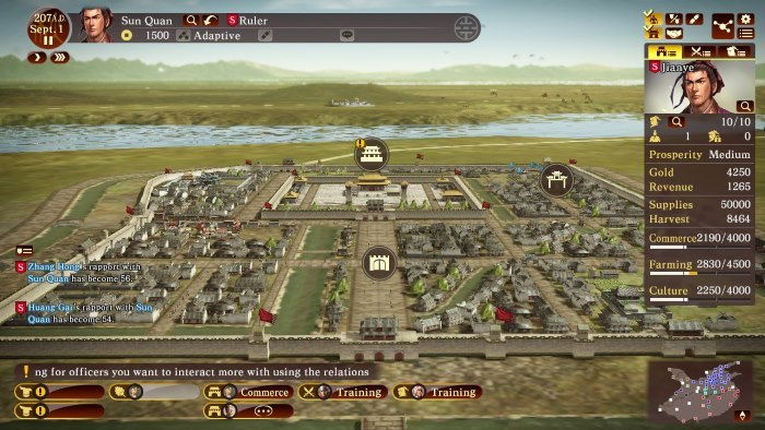 image gameplay romance of the three kingdoms 13