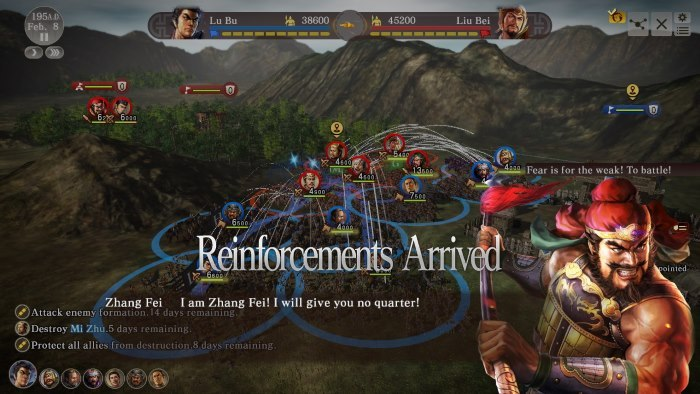 image jeu romance of the three kingdoms 13