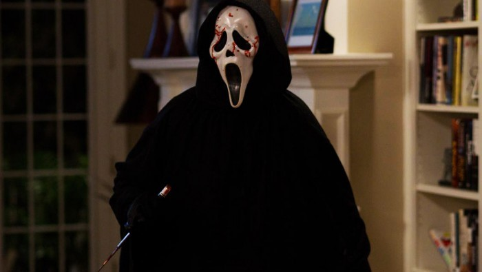 image scream wes craven ghostface