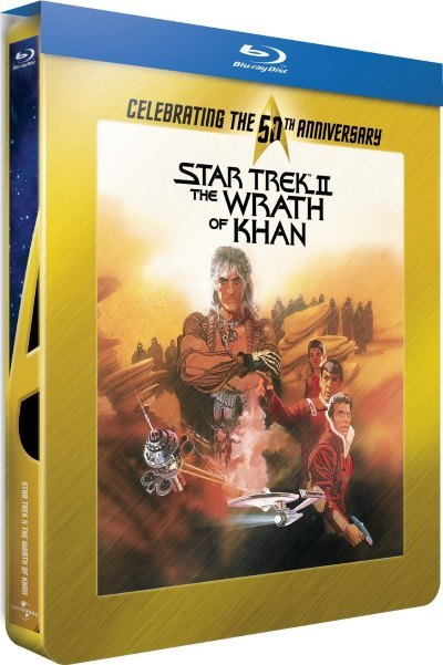 [Test – BR/UHD] Star Trek 2 : la colère de Khan – Nicholas Meyer