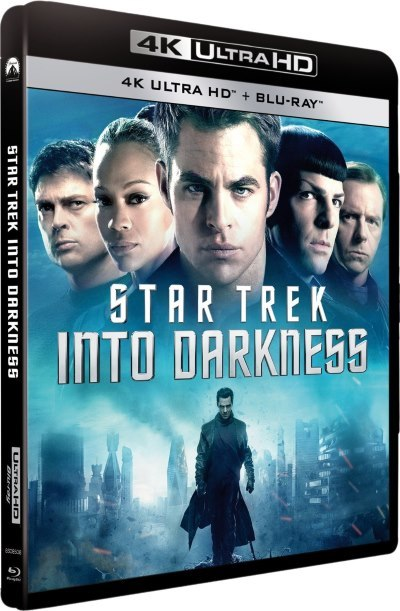 [Test – BR/UHD] Star Trek : Into Darkness – J. J. Abrams