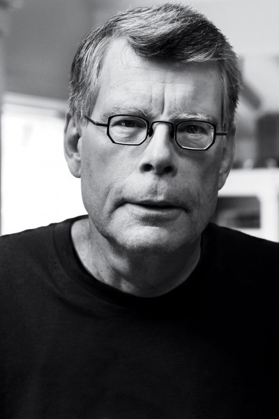 picture stephen king portrair