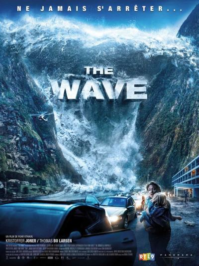 image affiche the wave