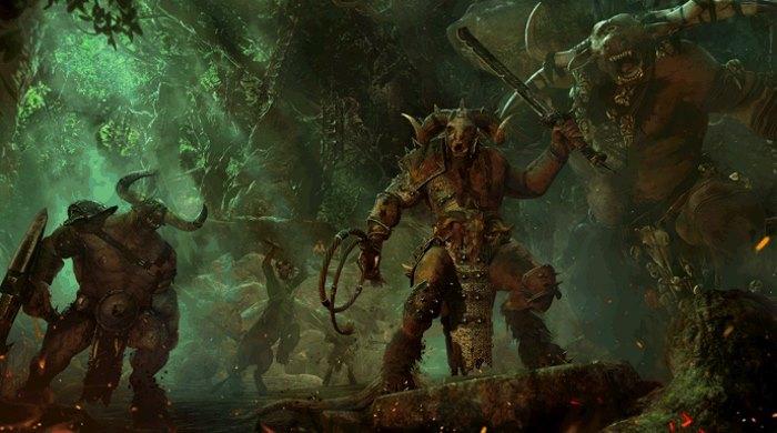 image sorciers d'ambre total war warhammer