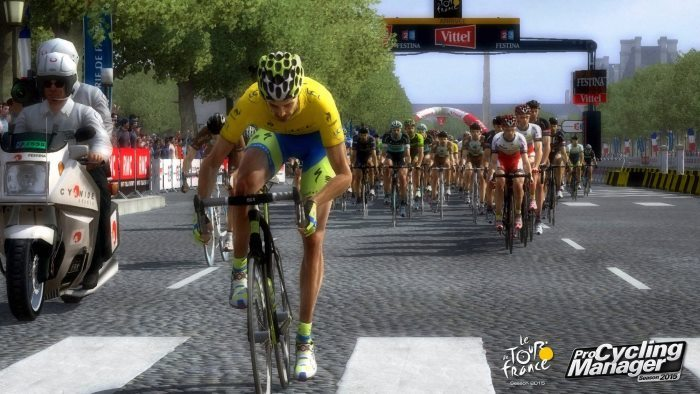 image ps4 tour de france 2015
