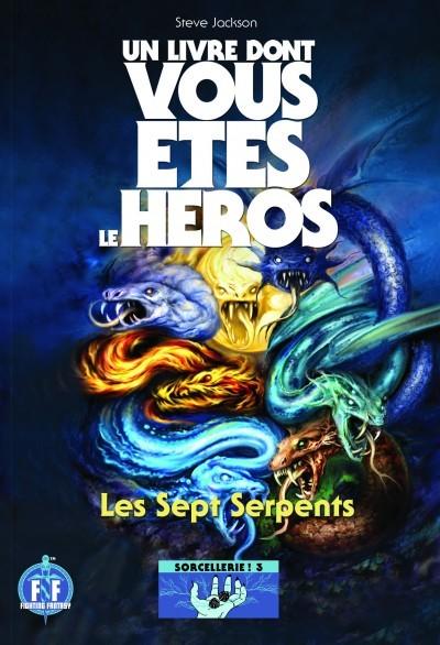 image couverture un livre dont vous êtes le héros les sept serpents gallimard jeunesse
