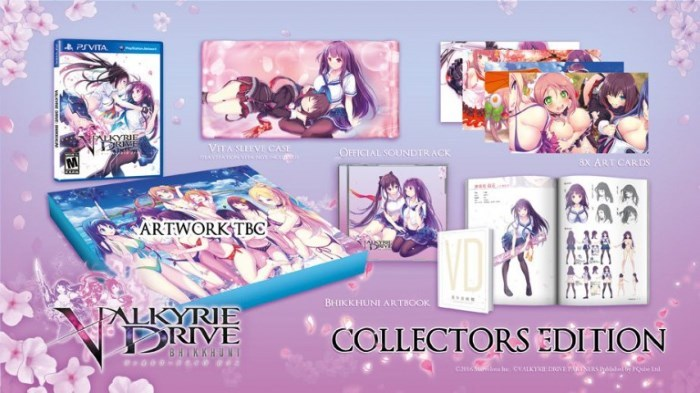 image collector valkyrie drive bikkhuni