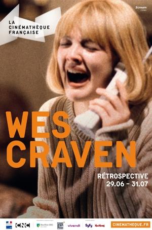 image affiche rétrospective wes craven à la cinémathèque française juillet 2016
