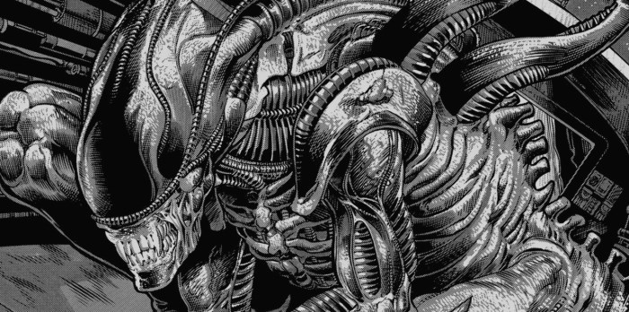 image news alien serie originale