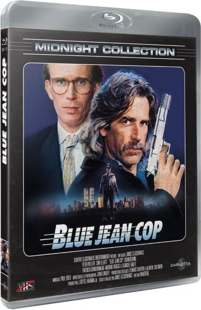 [Test -Blu-Ray] Blue Jean Cop – James Glickenhaus