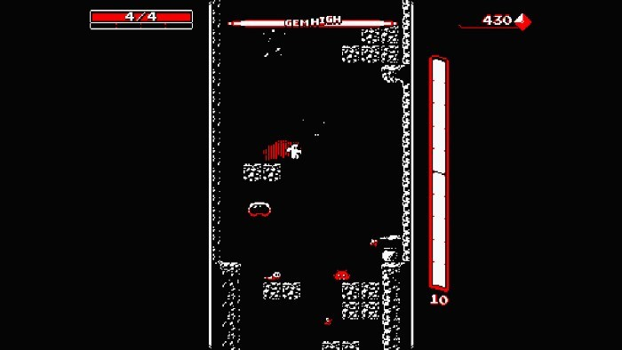 image gameplay downwell