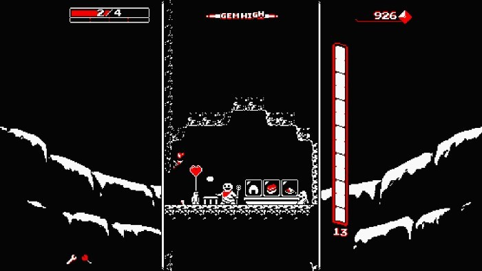image playstation 4 downwell