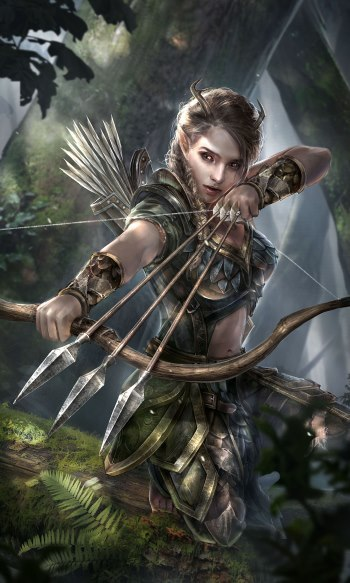 image artwork elders scrolls legends
