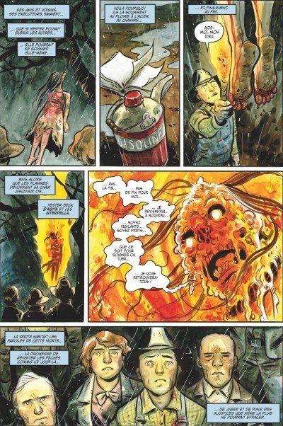 image extrait tome 1 harrow county