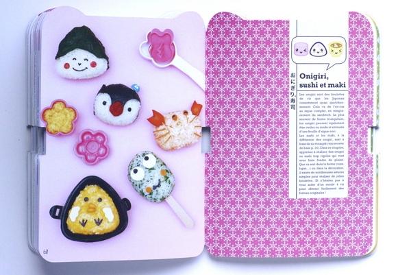 image onigiri kawaii recettes japonaises trop mignonnes laure kié
