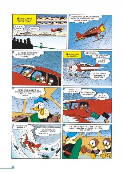 image planche la dynastie donald duck tome 20 éditions glénat