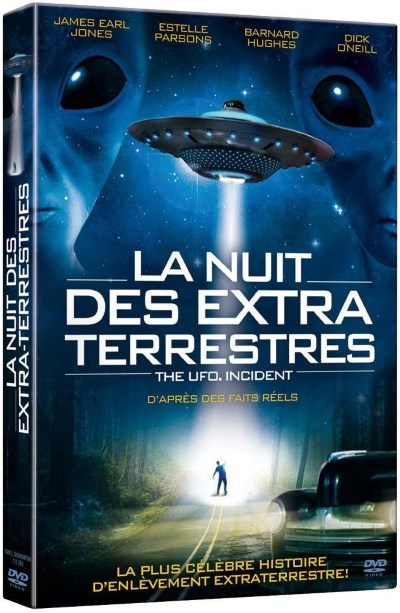[Test – DVD] La Nuit des Extra-Terrestres – Richard A. Colla