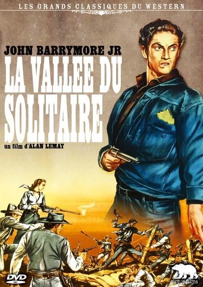 image dvd la vallée du solitaire