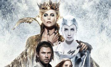 image article dvd le chasseur et la reine des glaces