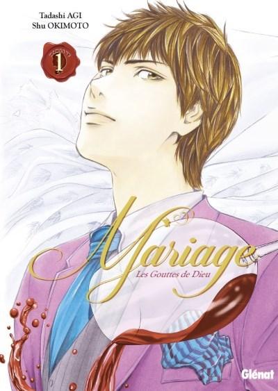 [News – Manga] Le vin à l'honneur dans Les Gouttes de Dieu – Mariage