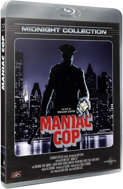 [Test – Blu-Ray] Maniac Cop –  William Lustig