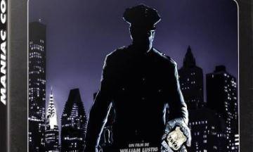 image test blu ray maniac cop
