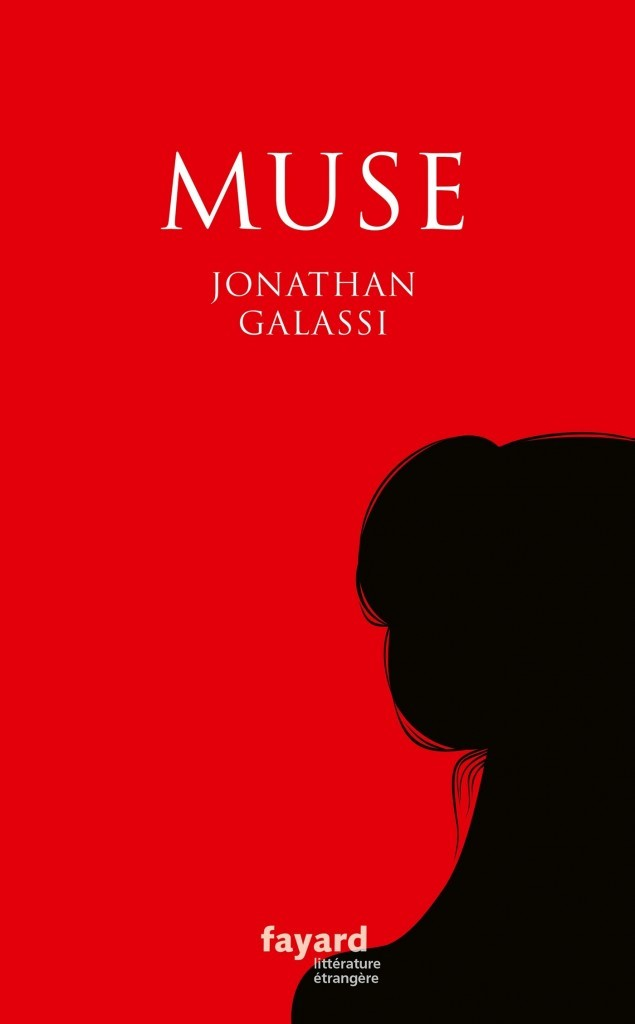 image couverture muse jonathan galassi fayard