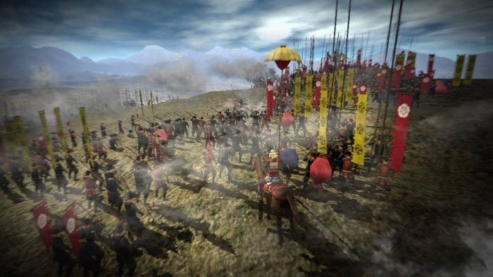 image bataille nobunaga's ambition ascension