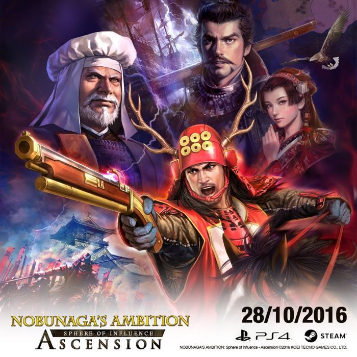 image news nobunaga's ambition ascension