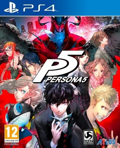 image cover persona 5