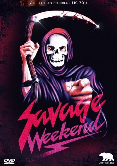 image dvd savage weekend