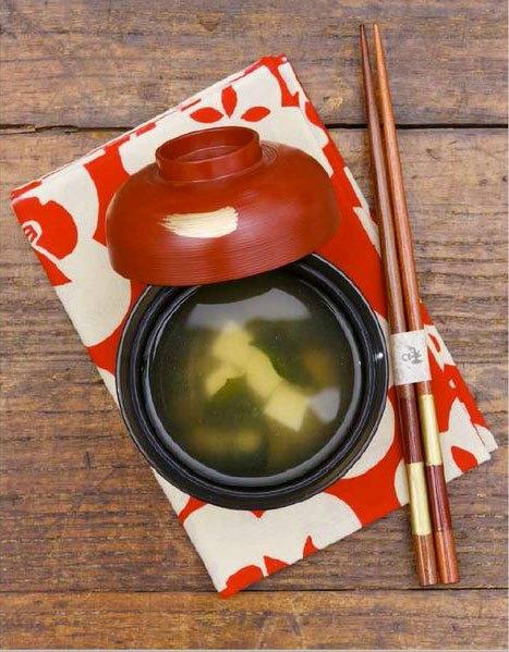 image soupe miso le japon en 4 ingrédients laure kié