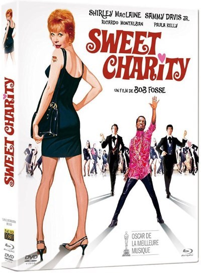 image combo dvd br sweet charity