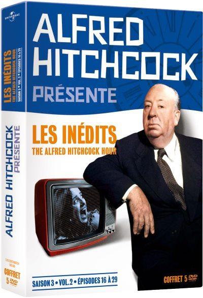 [News – DVD] Rideau pour Alfred Hitchcock présente : Les inédits