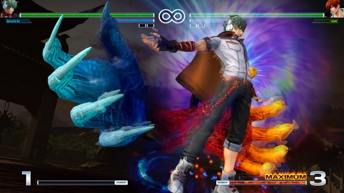image ps4 the king of fighters 14