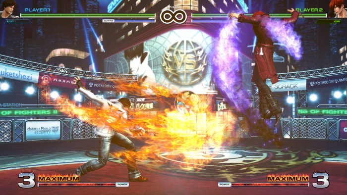 image snk the king of fighters 14