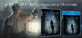 [News – DVD/Blu-Ray] The Witch : sortie en DVD et BR le 18 octobre 2016