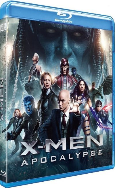 [Test – Blu-ray] X-Men Apocalypse – Bryan Singer