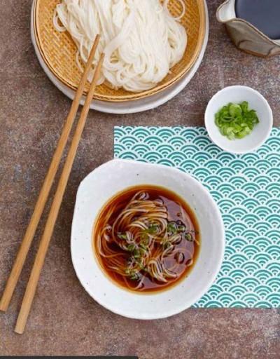 image zaru somen le japon en 4 ingrédients laure kié