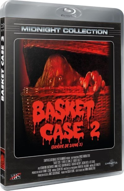 [Test – Blu-Ray] Basket Case 2 – Frank Henenlotter